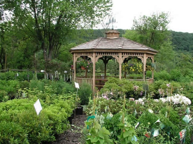Garden Center Gazebo